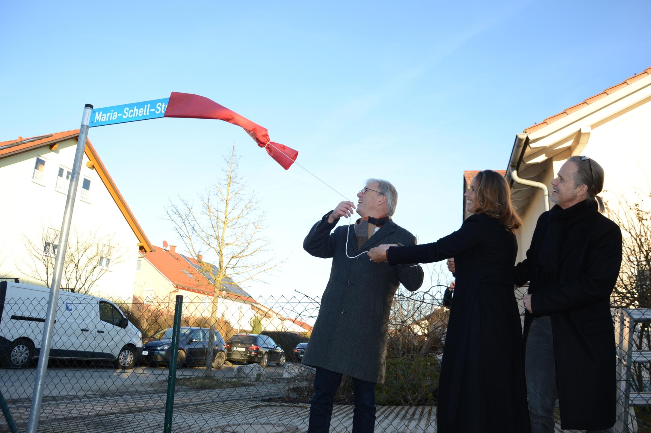 """OVB – Wasserburger Zeitung – """"Mami, wir schenken dir eine Straße"""""""