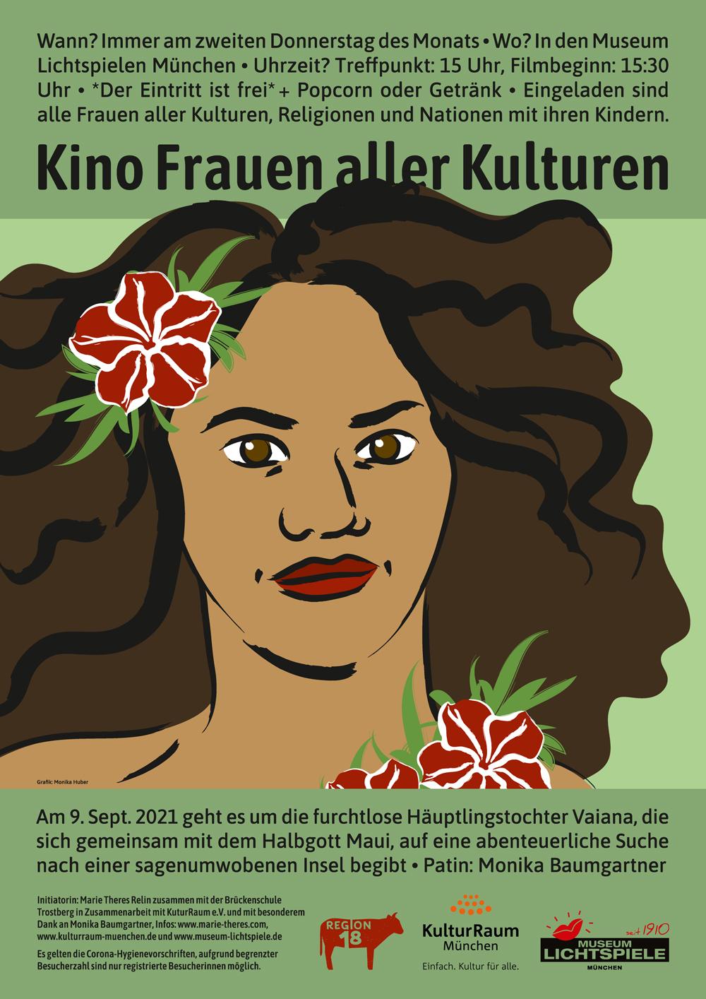 You are currently viewing KINO FRAUEN ALLER KULTUREN – München – 09.09.2021