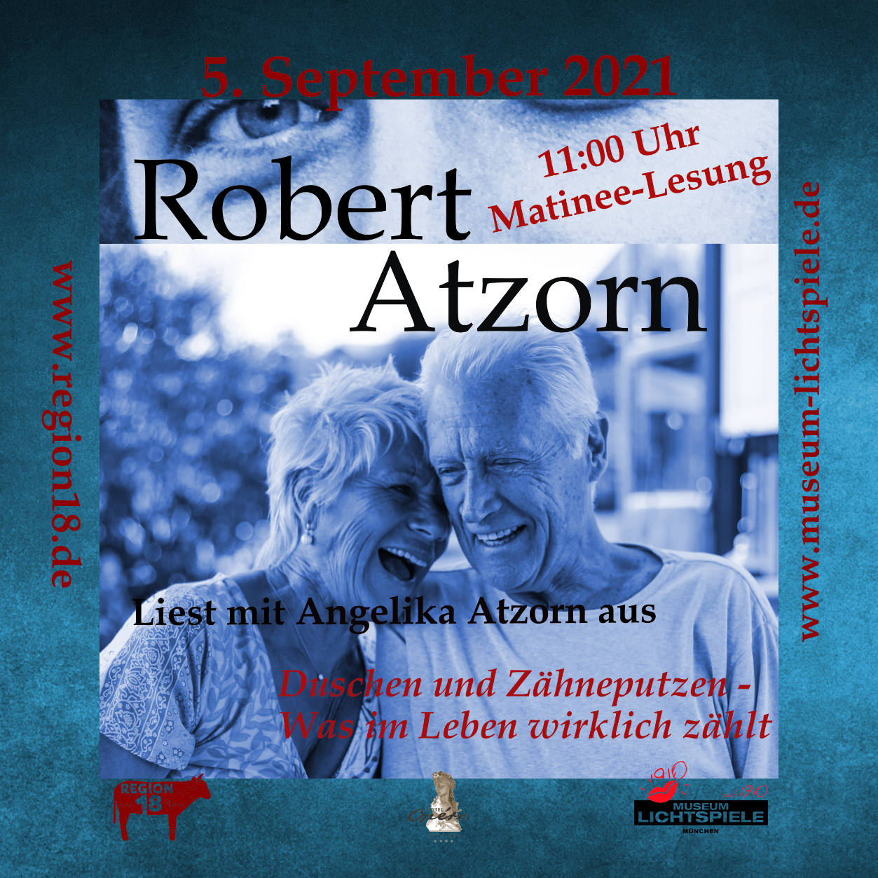 You are currently viewing Lesung Robert Atzorn 05.09.2021
