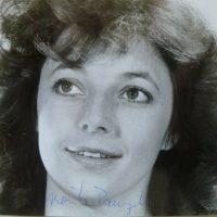 Internet-Fundstück: Monika Baumgartner Autogramm